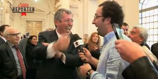 Les bras d'honneur de Patrick Balkany à Canal+