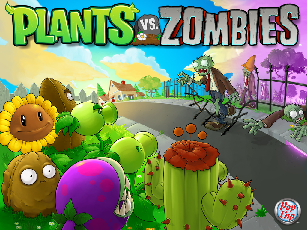 Heartagramania: Plantas vs Zombies