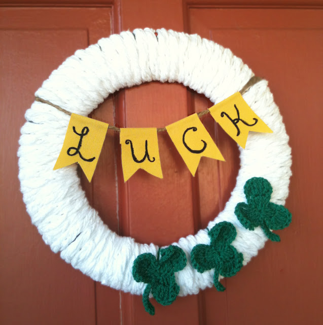 lucky-wreath