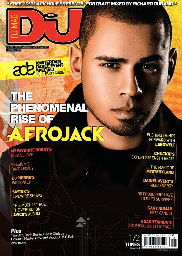 DJ Mag #Outubro