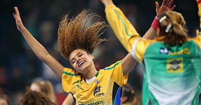 Brasil finalista del mundial de Serbia 2013 | Mundo Handball