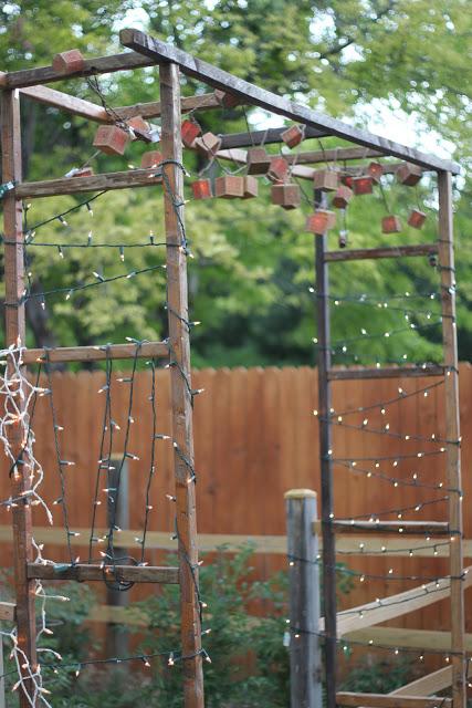 Solar Outdoor String Lights Target : DIY Lighting: Outdoor Solar Lighting Ideas for the Garden