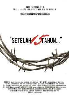 Film Setelah 15 Tahun (2013) di Bioskop Alam Sutera XXI Tangerang