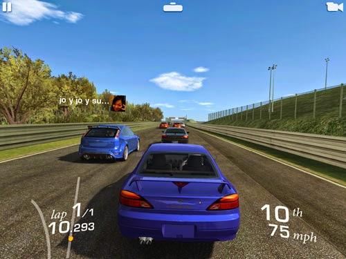 Real Racing 3 Terbaru