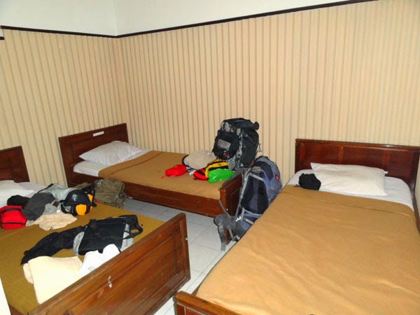 Triple Bed Room - Arabica Home Stay