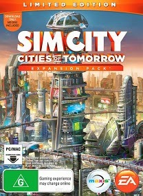 SimCity + Cities of Tomorrow Expansion Pack-Razor1911