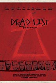 Watch Dead List Online Free 2018 Putlocker