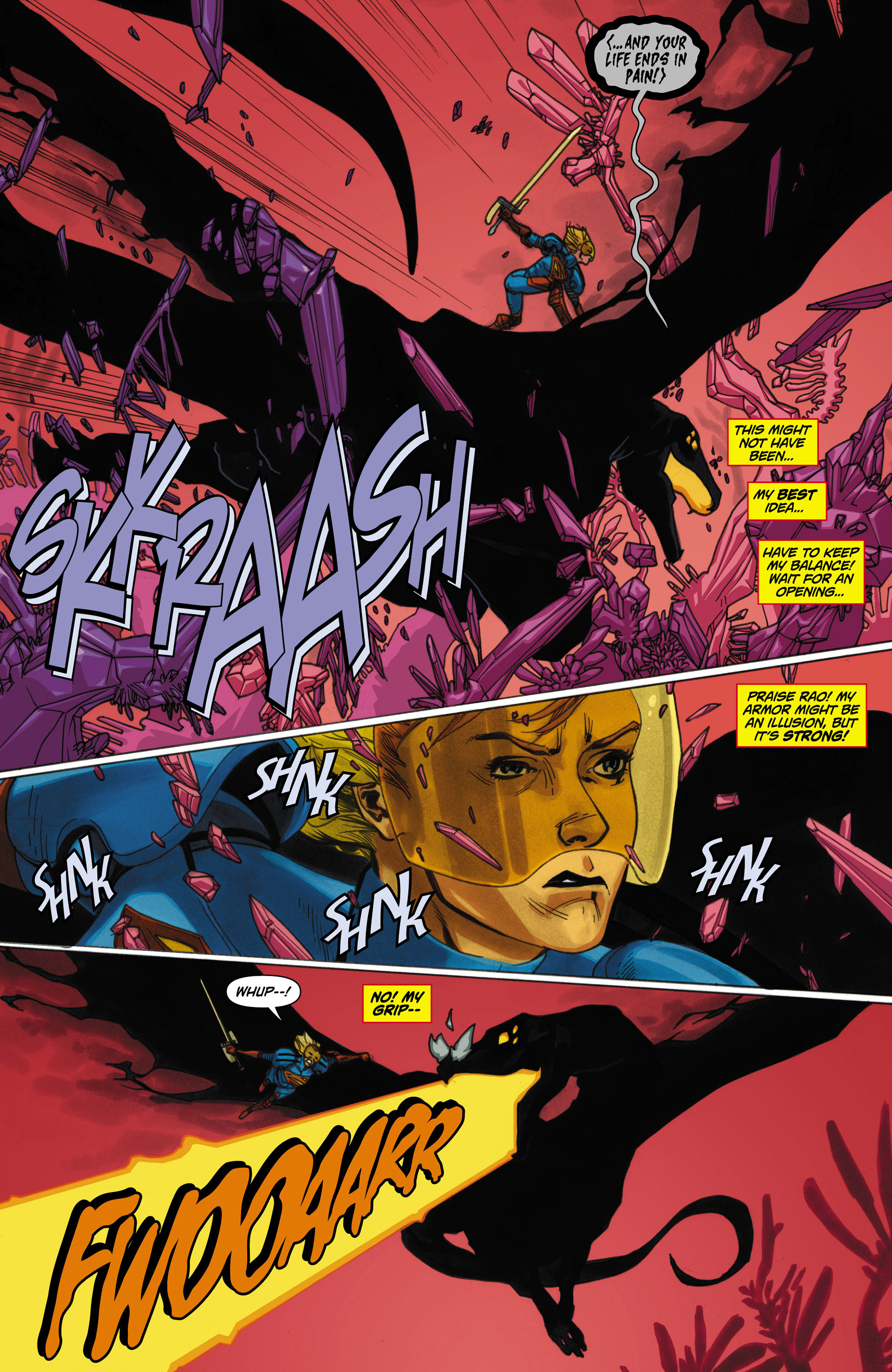 Supergirl (2011) Issue #10 #12 - English 13