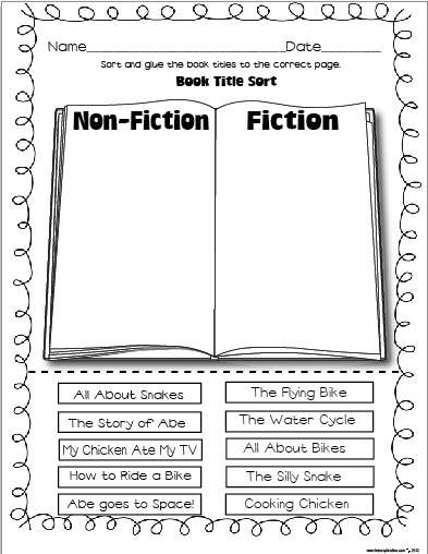 writing genres for elementary students