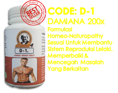 DAMIANA-(Macho-Up WM RM60.00 EM RM65.00
