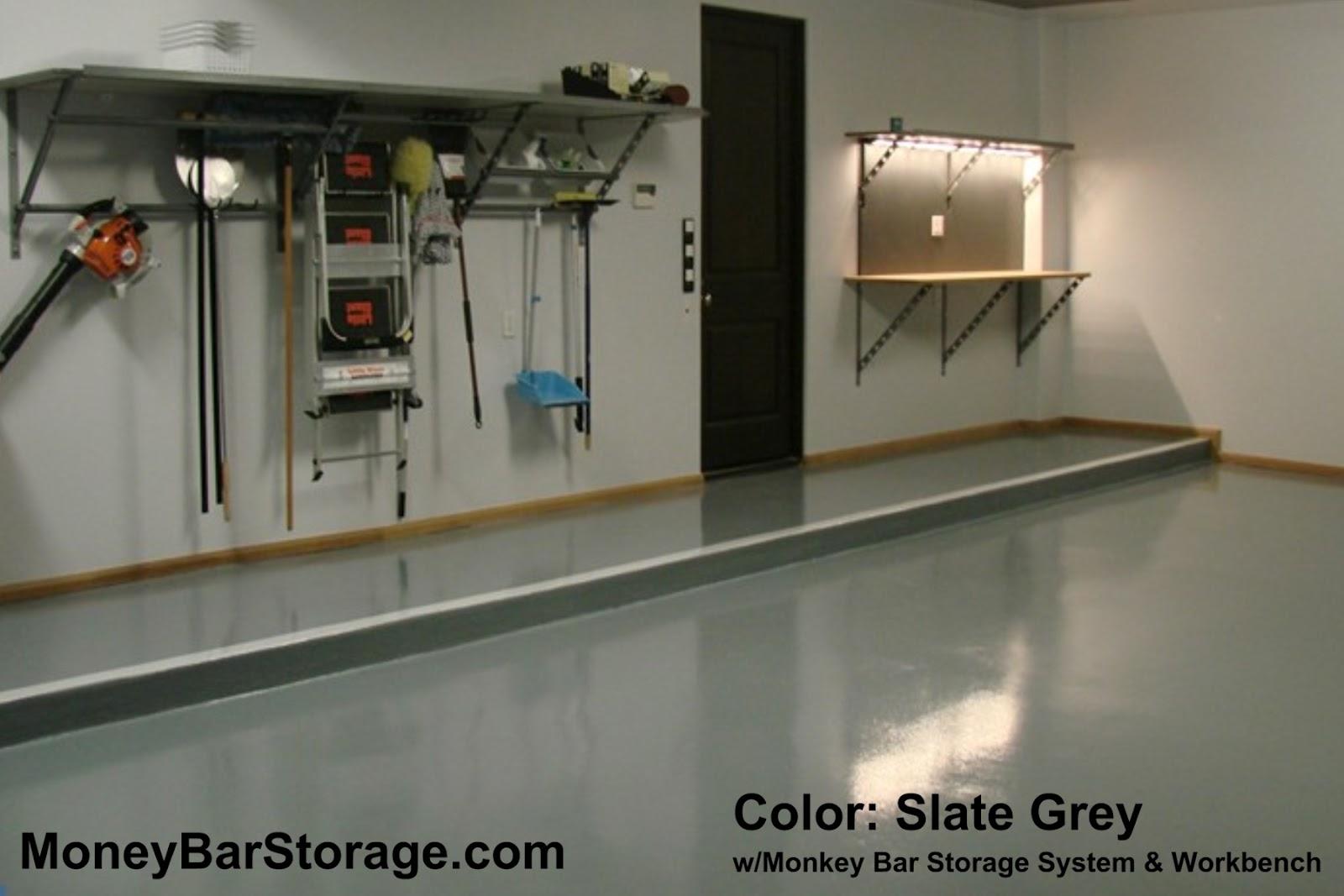 Garage Flooring Options Sharp Home Design