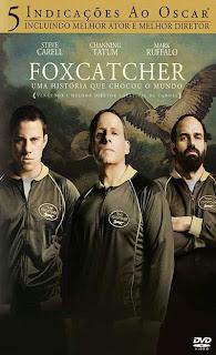 Foxcatcher: Uma História Que Chocou o Mundo - BDRip Dual Áudio