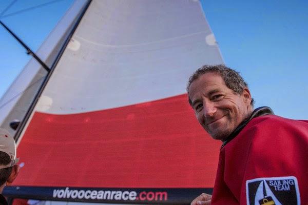 """Michel Desjoyeaux, chef de quart sur la Volvo Ocean Race : """"Le projet s'est monté tard, il faut aller vite"""""""