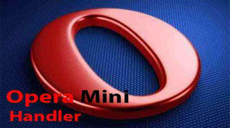 download opera mini 4 apk
