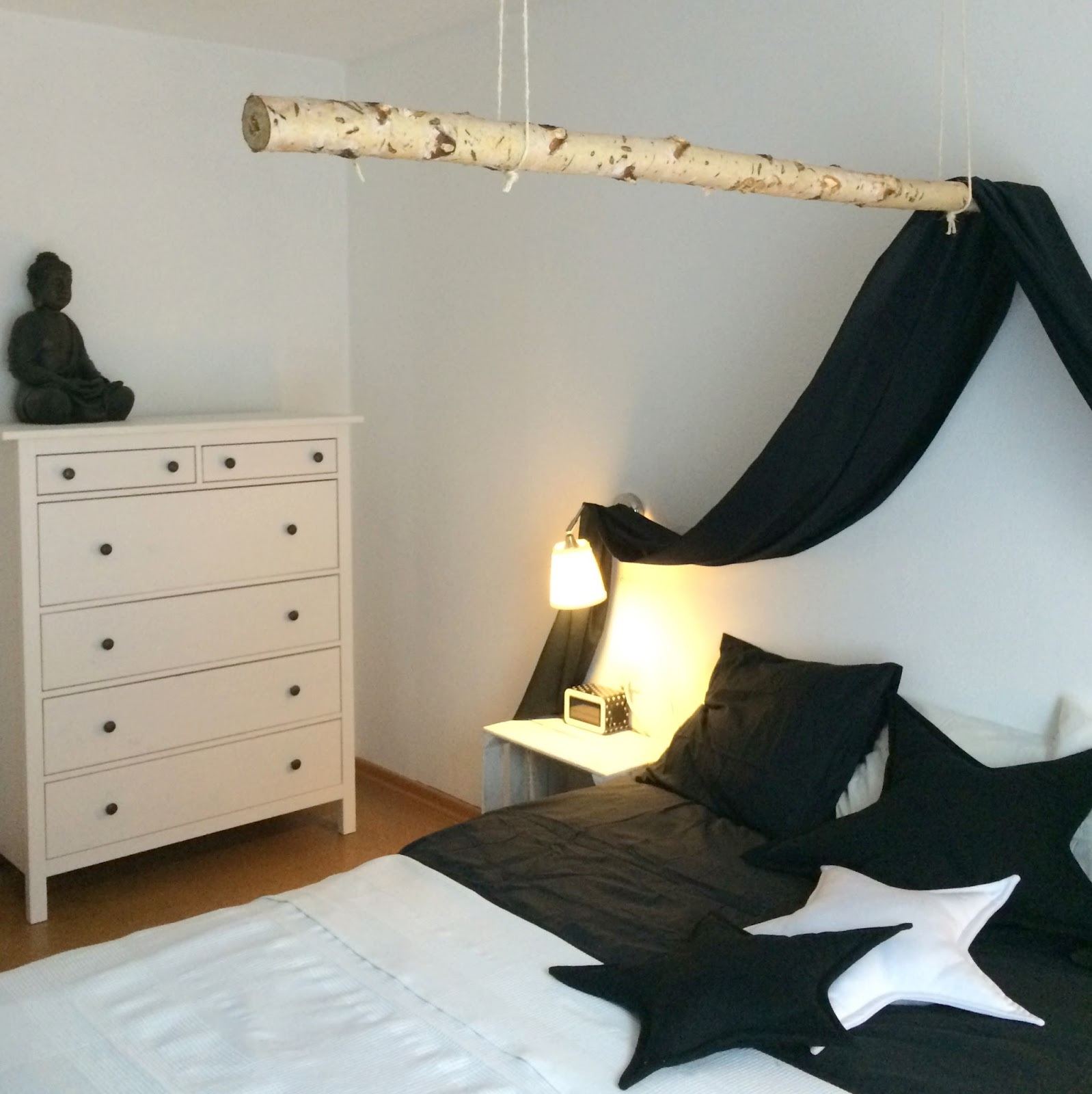 bedroom, grinsestern, diy