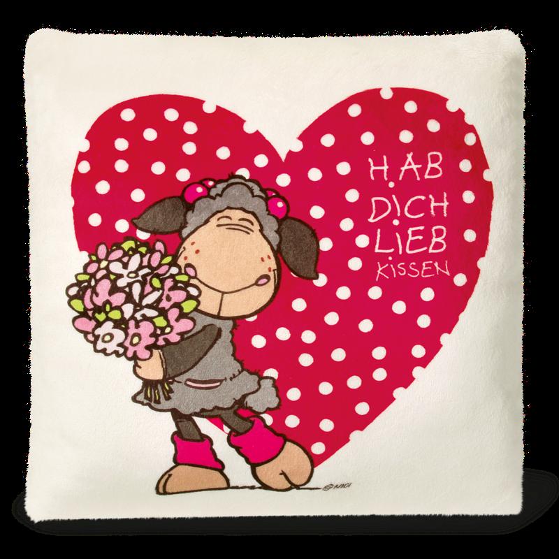 Nici Mania I Love Nici Plush Toys Nici Cushion 2012