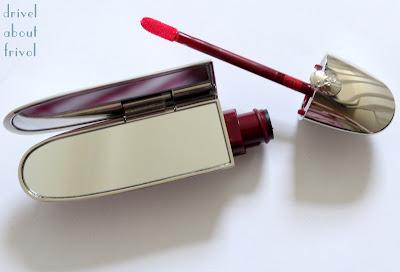 Guerlain Rouge G L'Extrait liquid lipstick M25 Colere