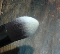 brocha redondeada en punta