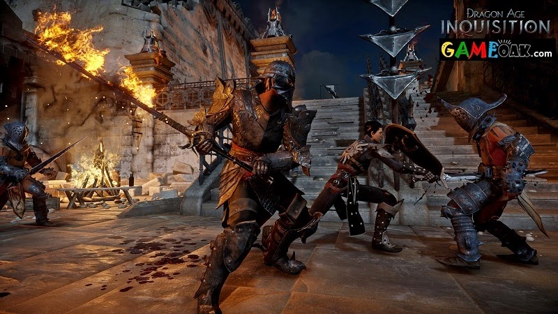 Dragon Age game has extra ordinary features