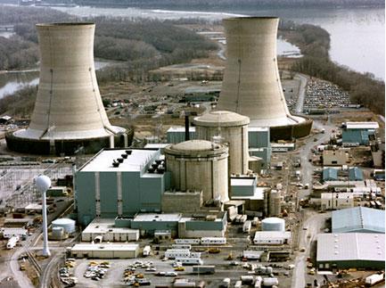 مفاعل جزيرة الأميال الثلاثة