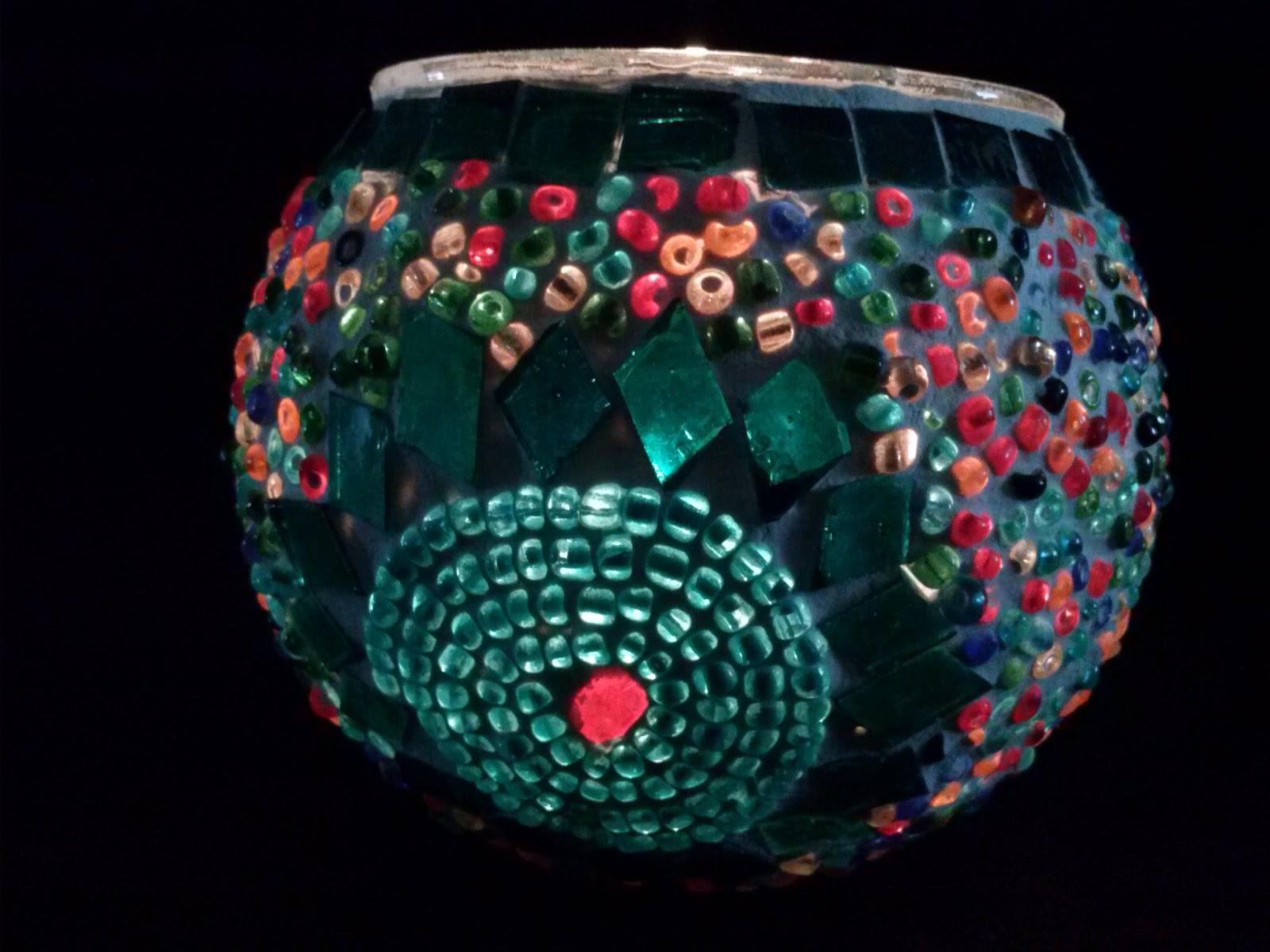 Lamparas de turquia decoracion india portavelas turcos - Lamparas de decoracion ...