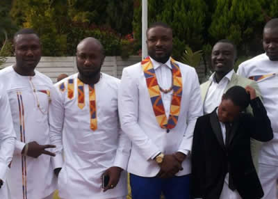 BBAfrica Elikem Pokello Traditional Wedding
