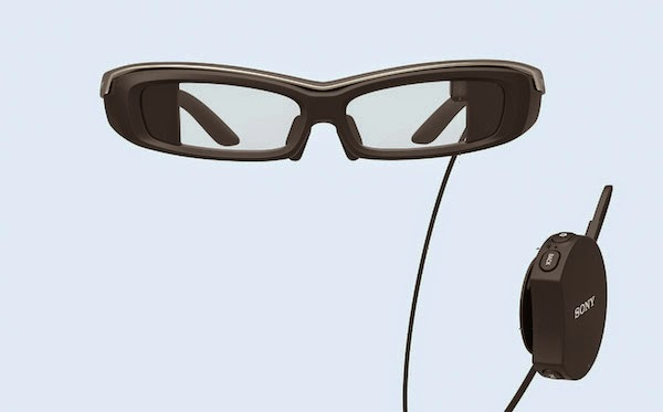 Sony announces SmartEyeglass Developer Edition (SED-E1) availability