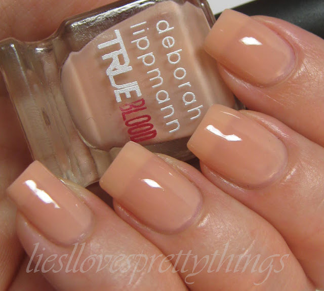 Deborah Lippmann True Blood Collection New Flesh