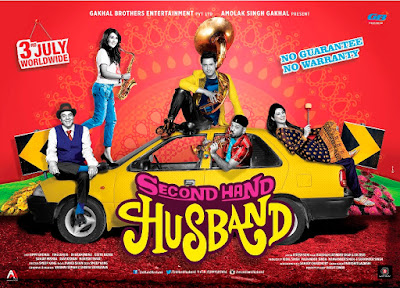 Second Hand Husband 2015 Hindi DVDScr 300mb New