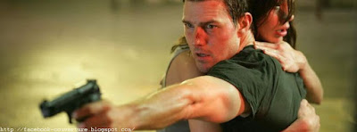 Image Couverture facebook Mission Impossible 5