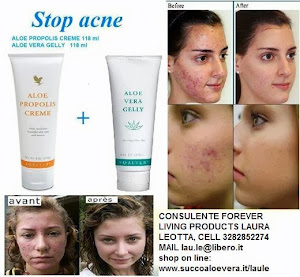 ACNE E ALOE VERA