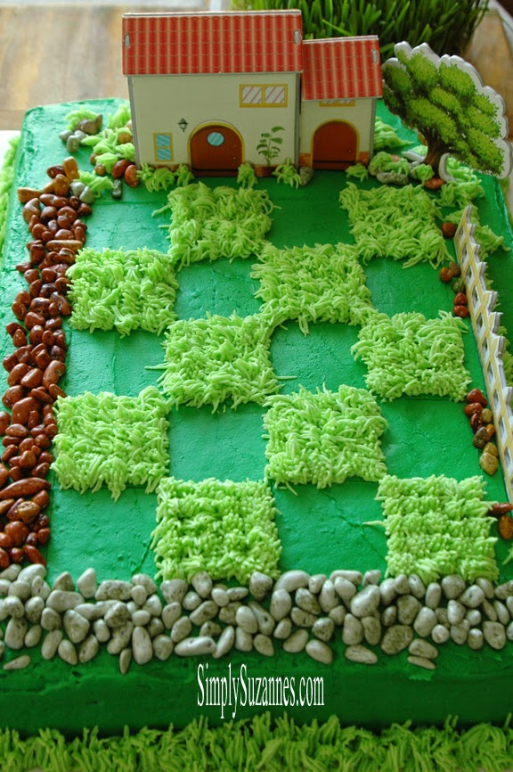 Simply Suzannes AT HOME a plants vs zombies birthday celebration