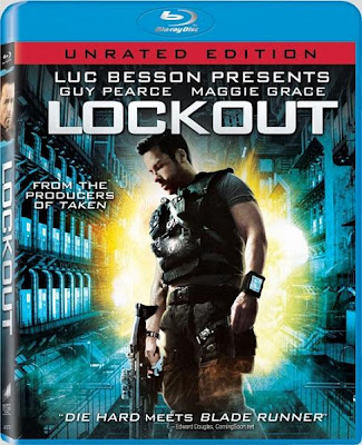 Lockout MS1: Máxima Seguridad (2012) 720p BRRip 623MB mkv subs español