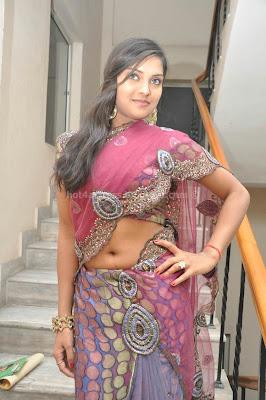 Telugu actress prakruthi hot pics