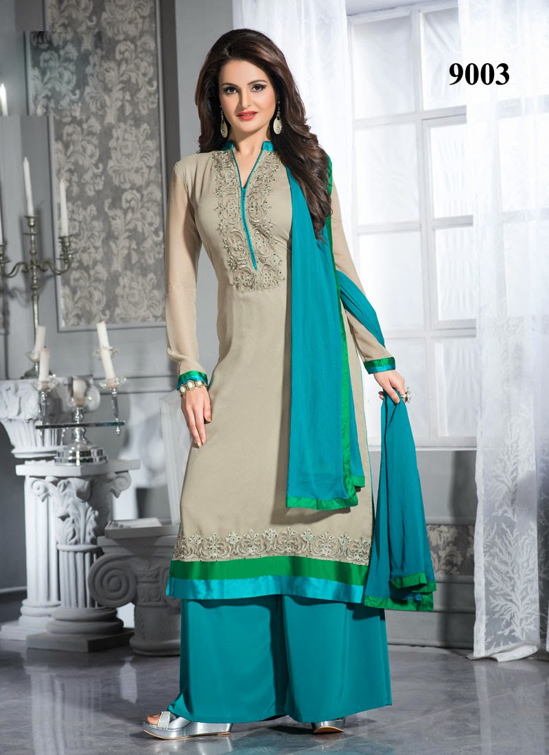 Buy Anarkali Salwar Suits and Salwar Kameez Online India