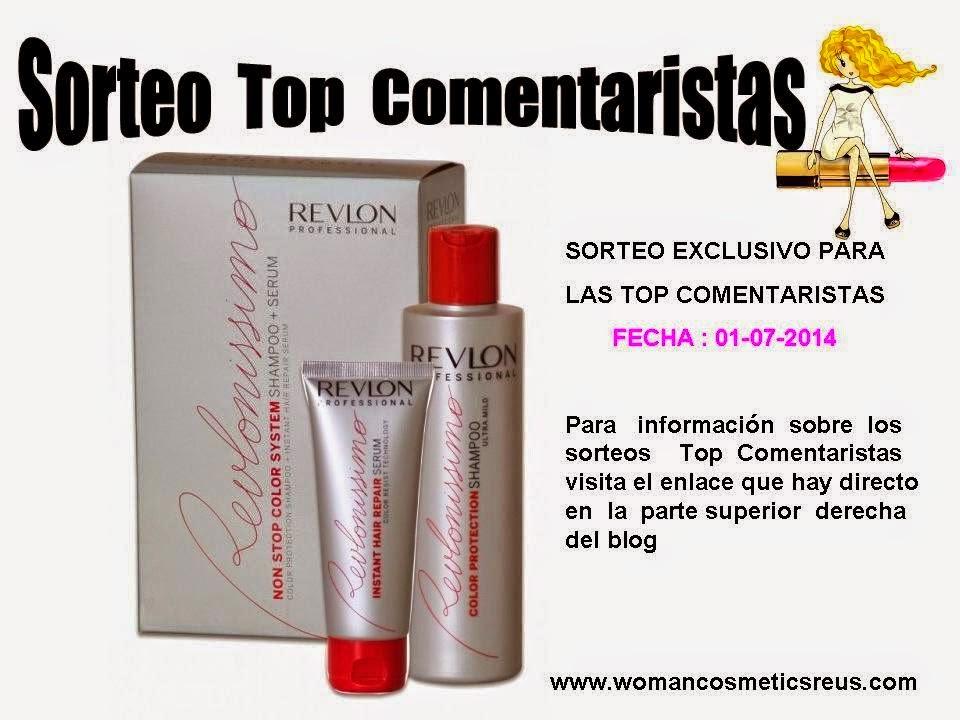 SORTEO TOP COMENTARISTAS