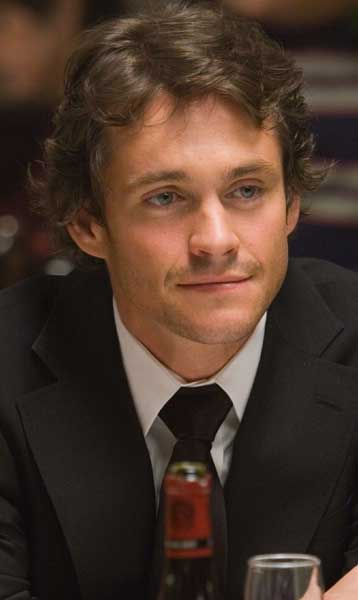 Hunting For Sexy Heroes - Hugh Dancy