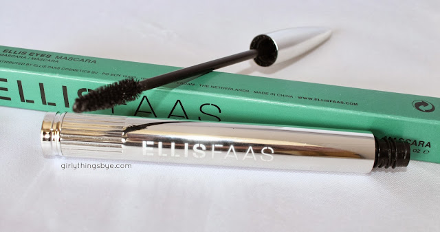 Ellis Faas mascara, girly things by *e*
