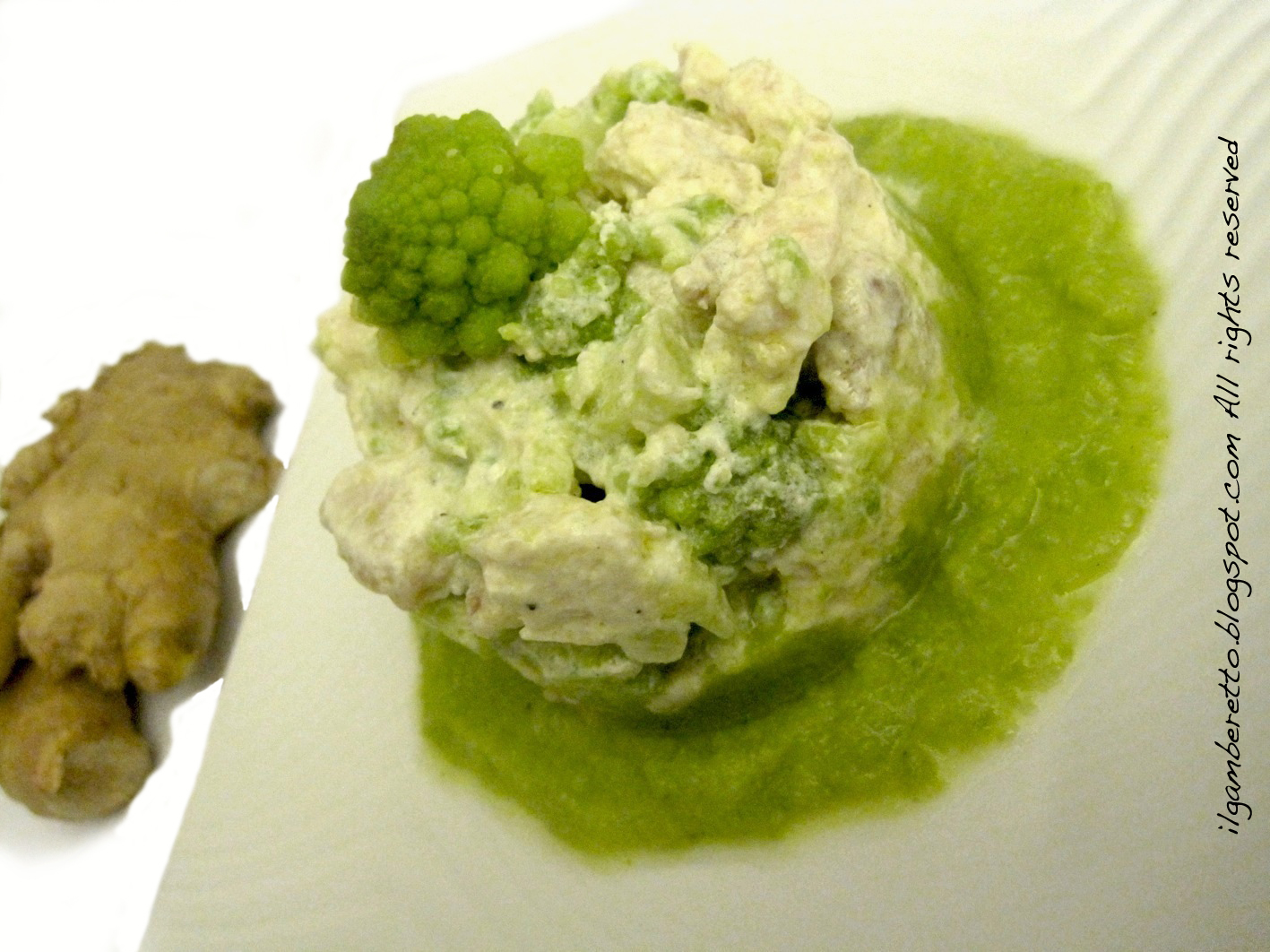 il gamberetto: tortini di filetto di gallinella e broccolo ... - Come Cucinare Filetti Di Gallinella