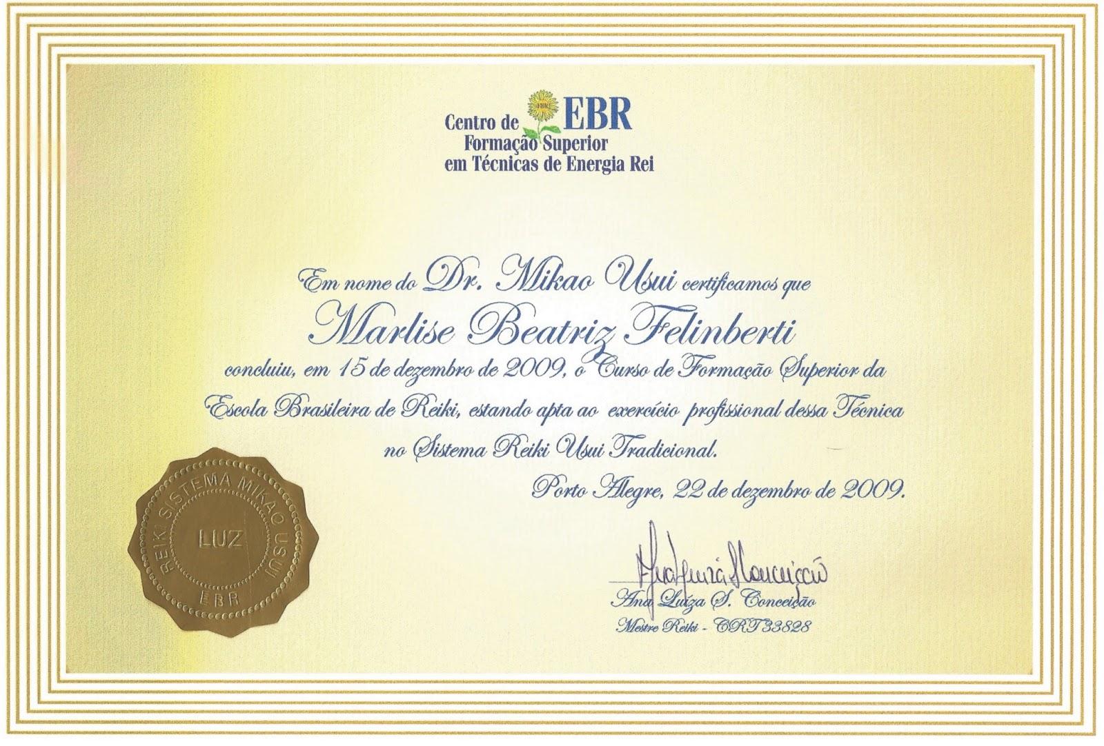 Perfecto Plantillas Gratuitas De Certificados De Reiki Foto ...
