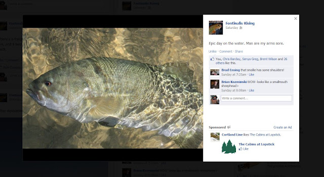 Jason Tucker's Smallmouth Bass