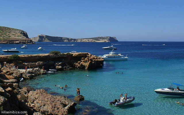 CALA COMTE BEACH -  IBIZA, SPAIN