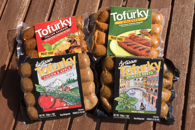 Tofurky Vegan Sausages