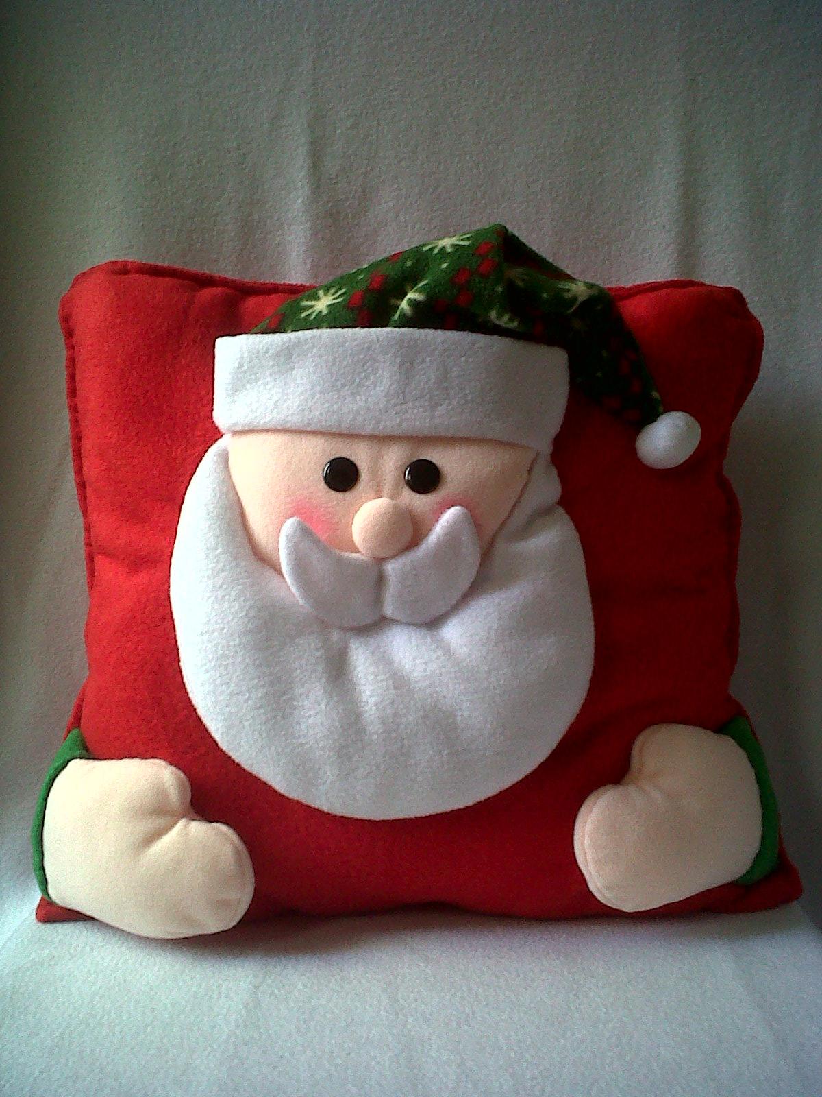 Manualidades cojines navide os 2011 - Cojines de navidad ...