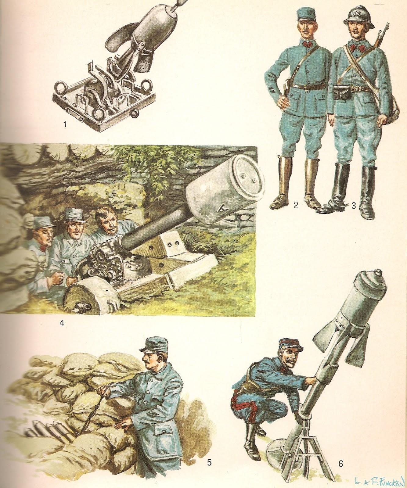 Preparandose para la guerra - 3 part 9