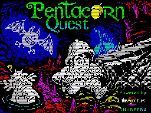 Pentacorn Quest (ZX-Spectrum)