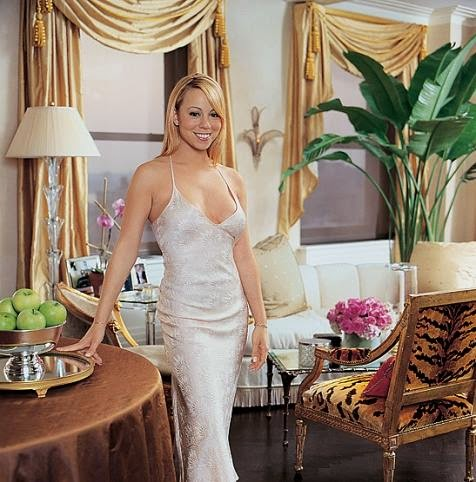 Decor Inspiration Mariah Carey 39 S New York Triplex Manhattan Tribeca Cool Chic Style Fashion