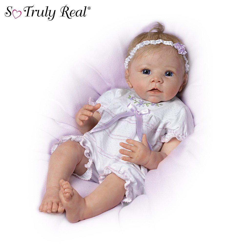 Life like realistic baby dolls baby dolls that look real for The ashton
