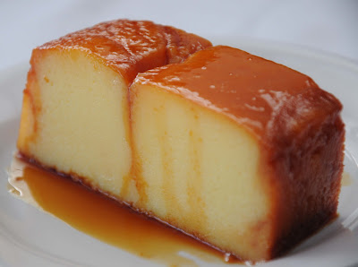 receta de flan casero