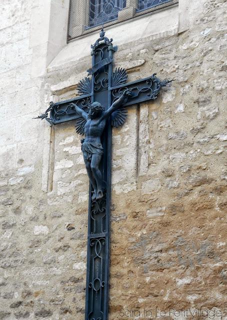 church Apt Provence France